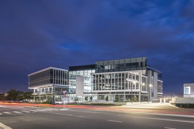 dhk completes Sable Park, the newest addition to the Bridgeways Precinct in CT