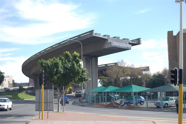 CityLift master plan proposes reimagining of Cape Town Foreshore Freeway Precinct