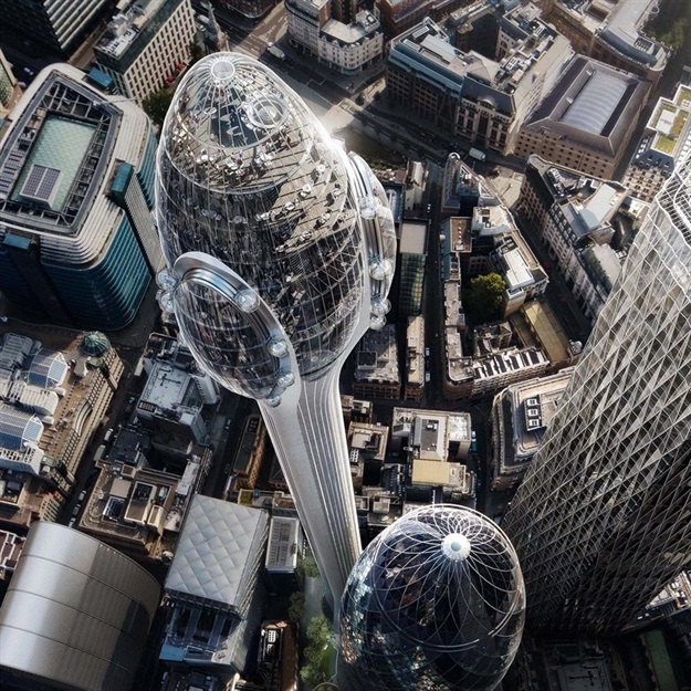 All images © DBOX, courtesy of Foster + Partners