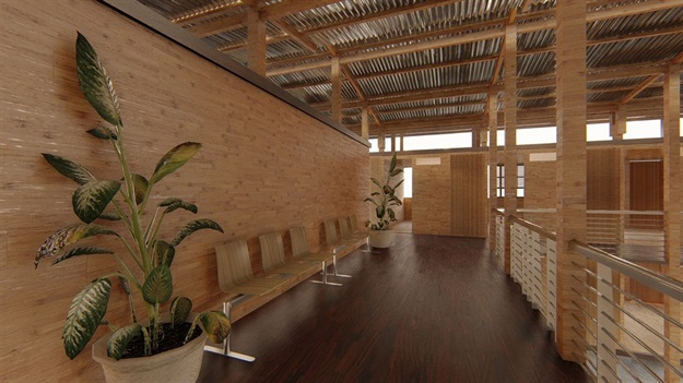 Bamboo modular housing project wins RICS Cities for our Future competition