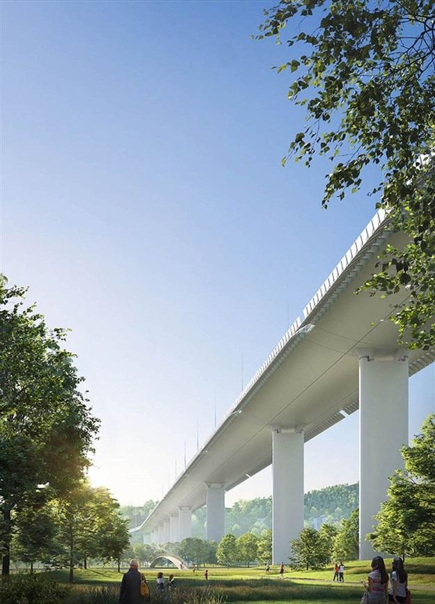 Renzo Piano releases new design for Genoa bridge following disaster