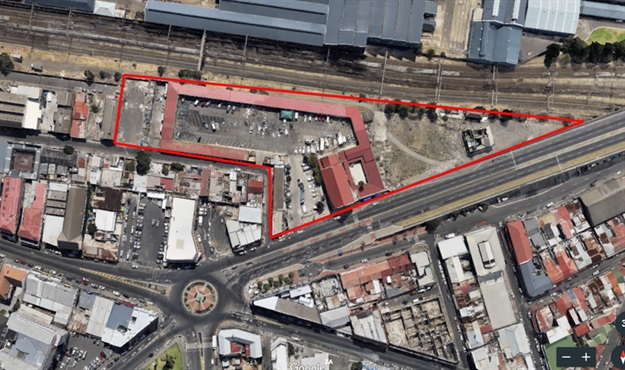 The Salt River Market is located along Voortrekker Road, on two MyCiTi bus routes and alongside the Salt River Metrorail Station. Photo supplied by Communicare