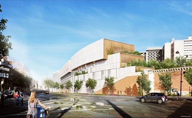 All images courtesy of Henning Larsen Architects
