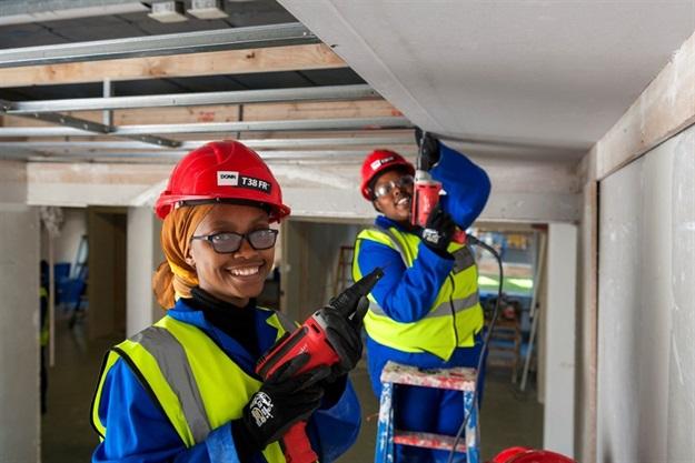 Saint-Gobain showcases its skills development programme