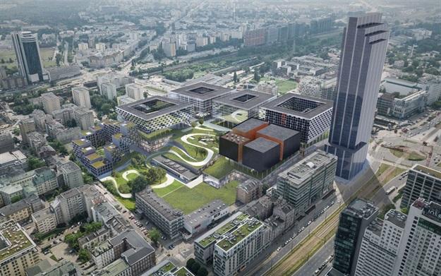 BIG unveils design of Warsaw-based Towarowa 22
