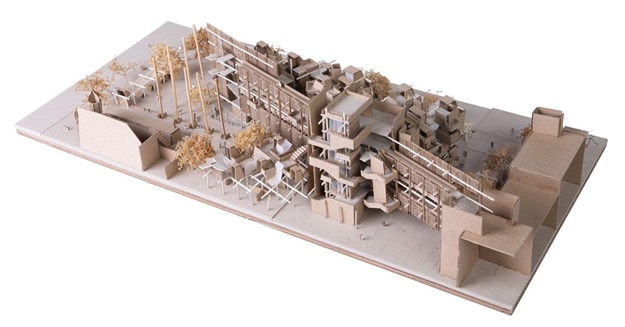 Architecture winner: Camara and the Clothing Factory by Wian Jordaan