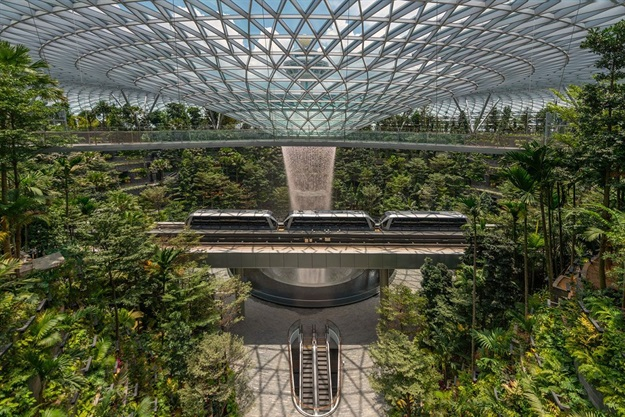 All images courtesy of Jewel Changi Airport