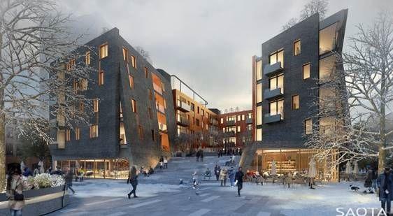 SAOTA named a winner in Hamburg Neuländer Quarree competition