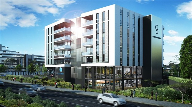 Phase one of Sandton Gate development on track