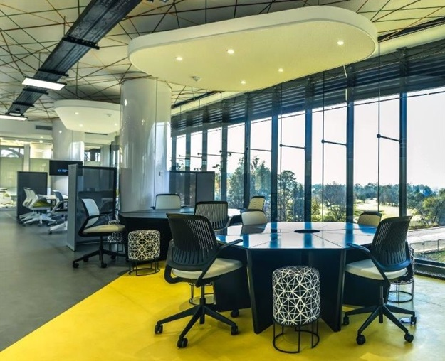 Double green rating achieved for GE Africa Innovation Centre
