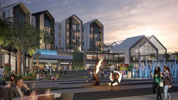 R600m redevelopment on the cards for PE's Boardwalk Precinct