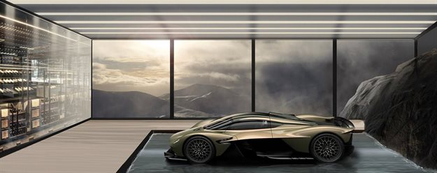 All images courtesy of Aston Martin.