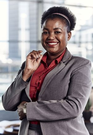 Ntombifuthi Ntuli, CEO of the South African Wind Energy Association (SAWEA)