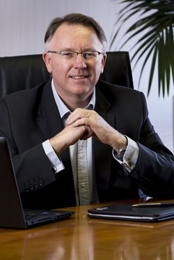 Andrew Skudder, CEO of Construction Computer Software