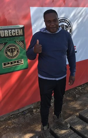 #YouthMonth: How Muzi Shongwe is transforming his community one brick at a time