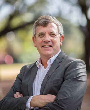 Deon van Zyl, chairperson of the Western Cape Property Development Forum