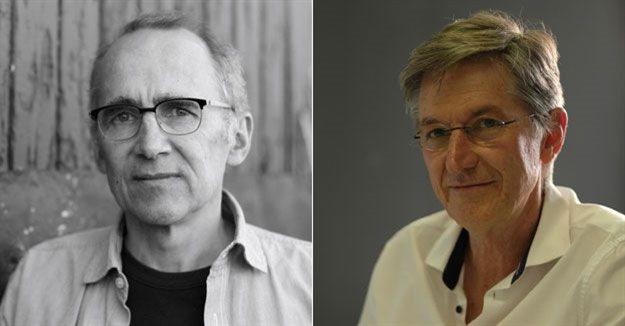 L-R: Christoph Malan and Patrick McInerney, directors, Co-Arc International Architects